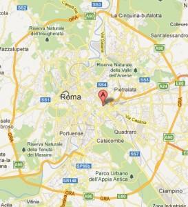 Via Emanuele Filiberto, 73 roma